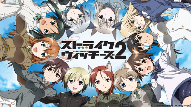 Download anime Strike Witches 2 BD sub indo episode lengkap