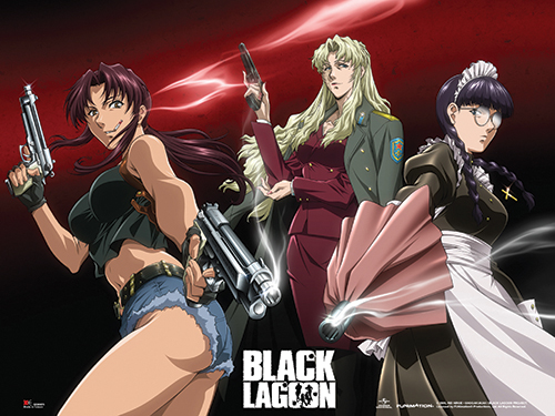 Black Lagoon BD Subtitle Indonesia Batch