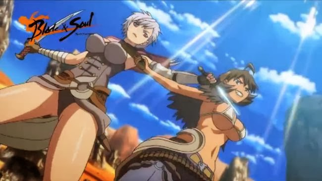 Blade & Soul BD Subtitle Indonesia Batch
