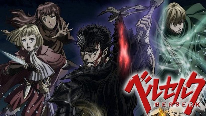 Berserk (2017) Subtitle Indonesia Batch