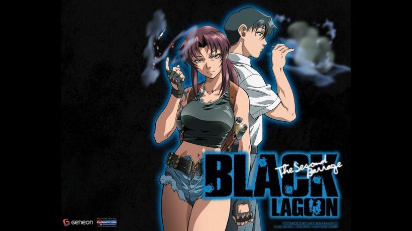 Black Lagoon: The Second Barrage BD Subtitle Indonesia Batch