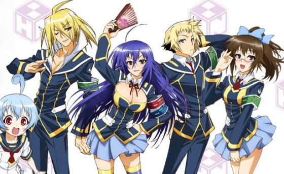 Medaka Box Abnormal BD Subtitle Indonesia Batch