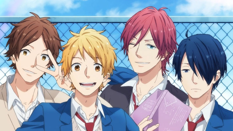 Download anime Nijiiro Days sub indo episode lengkap