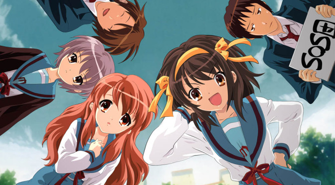 Download anime Suzumiya Haruhi no Yuuutsu sub indo episode lengkap