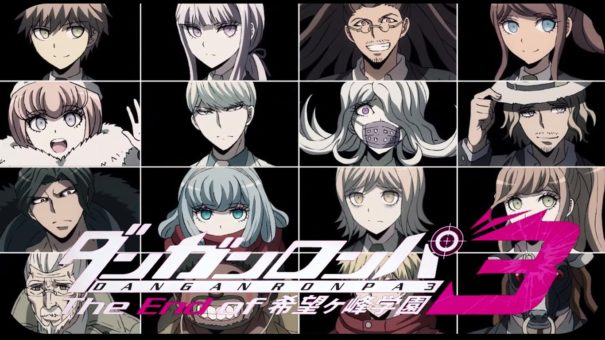 Danganronpa 3: The End of Kibougamine Gakuen – Mirai-hen Subtitle Indonesia Batch