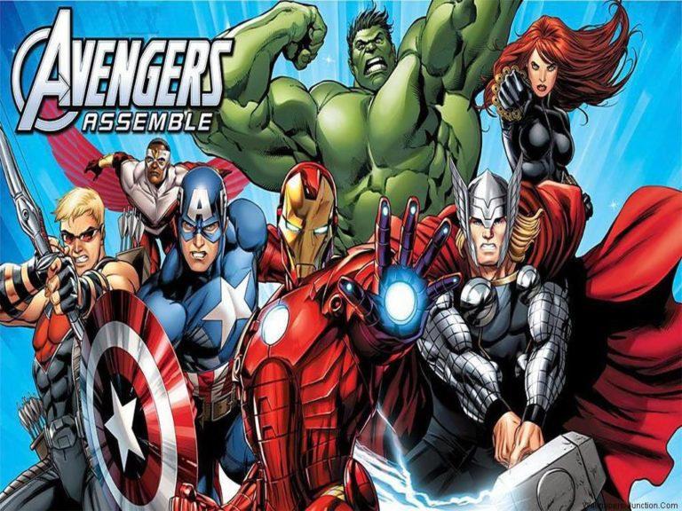 avengers assemble subtitle englishindonesia batch  dlnime